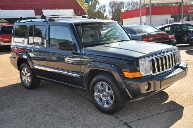 2007 Jeep Commander Limited 2WD
