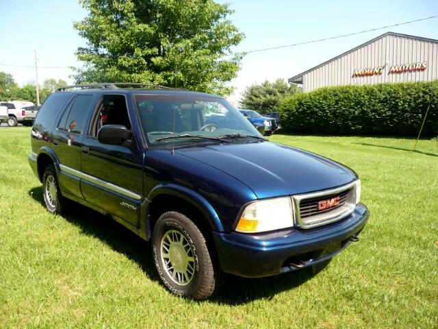 1999 GMC Envoy SLE 4-Door 4WD