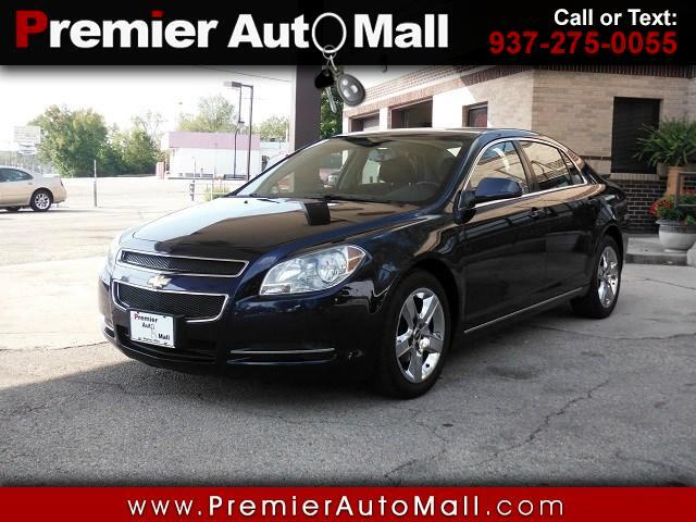 2010 Chevrolet Malibu 1LT