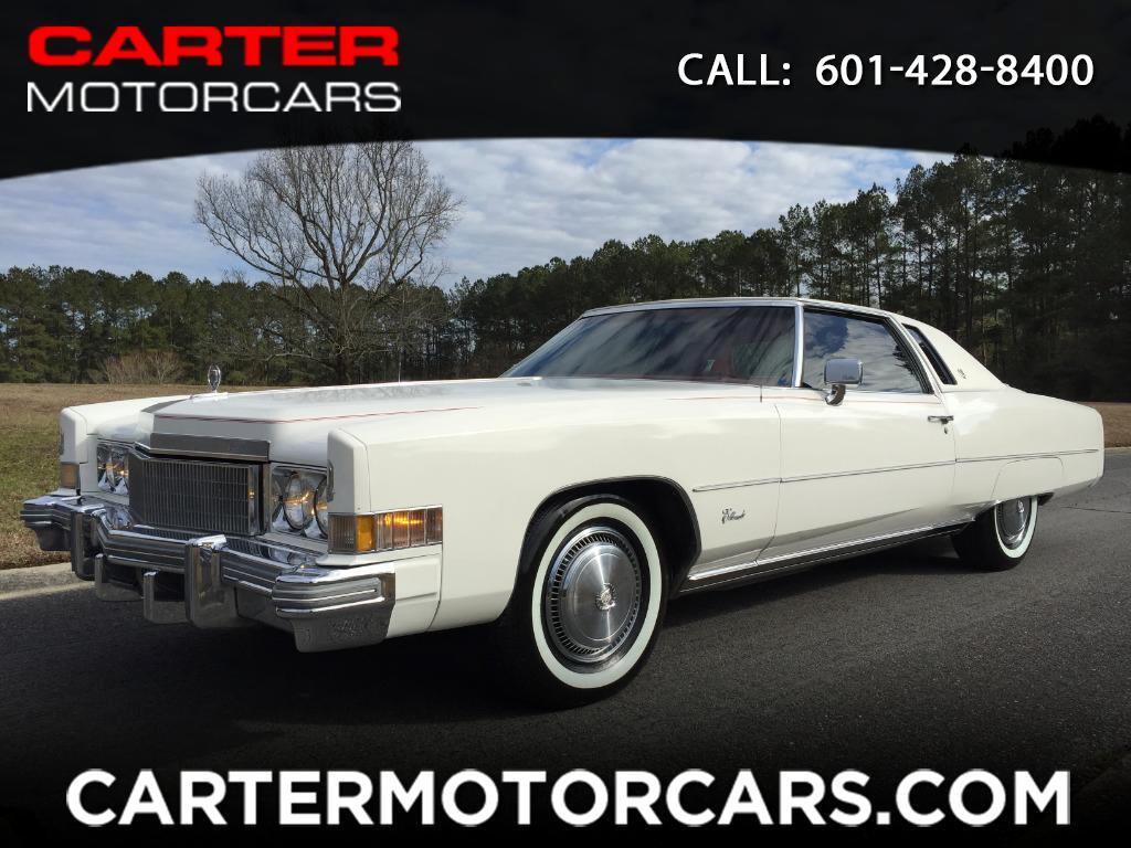 1974 Cadillac Eldorado Coupe