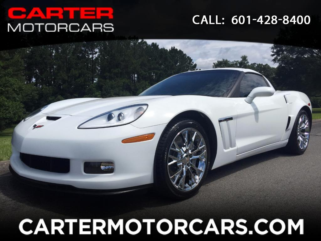 2012 Chevrolet Corvette GS Coupe 1LT