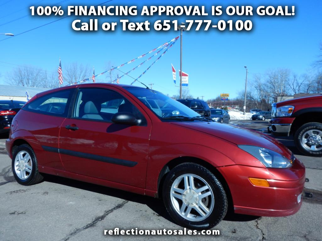 2003 Ford Focus 3dr Cpe ZX3 Base
