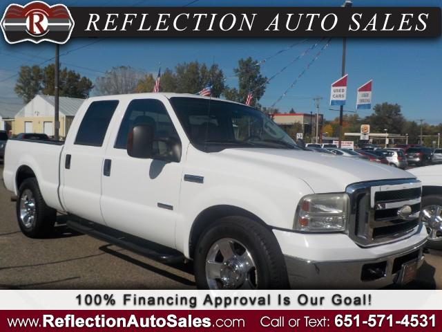 2005 Ford F-250 SD XLT Crew Cab Short Bed 2WD