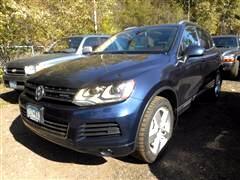 2012 Volkswagen Touareg Hybrid