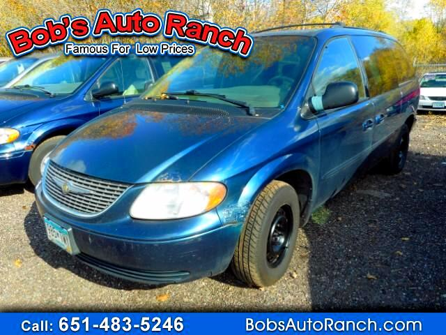2002 Chrysler Town & Country eL