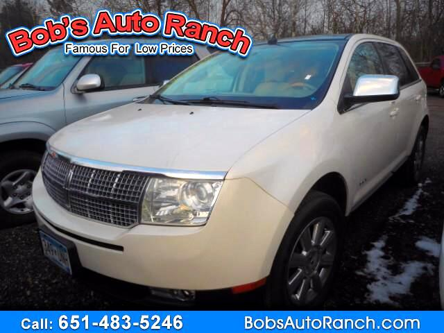 2007 Lincoln MKX AWD
