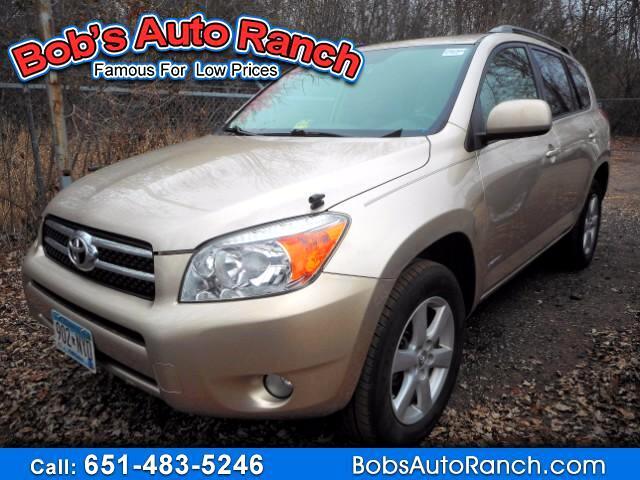 2008 Toyota RAV4 Limited I4 4WD
