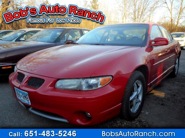 2001 Pontiac Grand Prix GT sedan