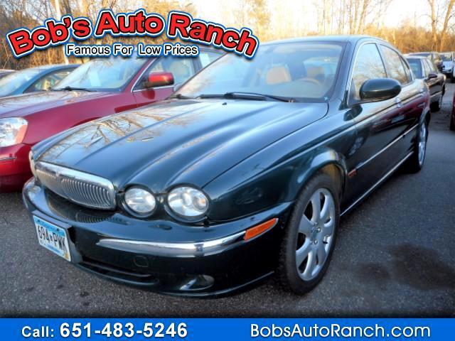 2005 Jaguar X-Type 3.0 Sedan