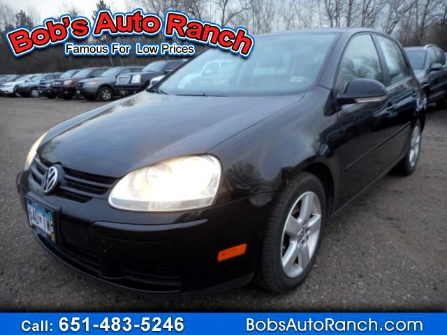 2009 Volkswagen Rabbit 4-Door S