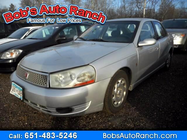 RPMWired.com car search / 2003 Saturn L- Sedan