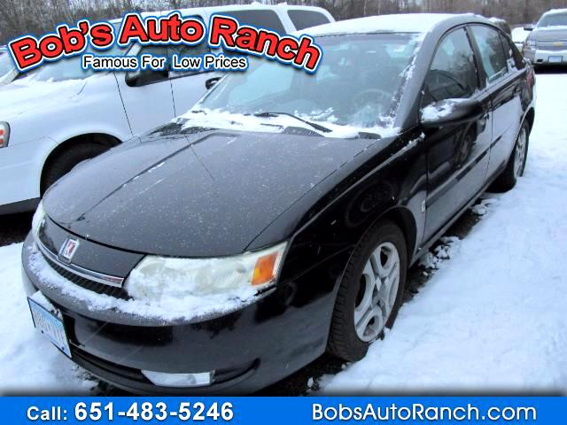 RPMWired.com car search / 2003 Saturn ION