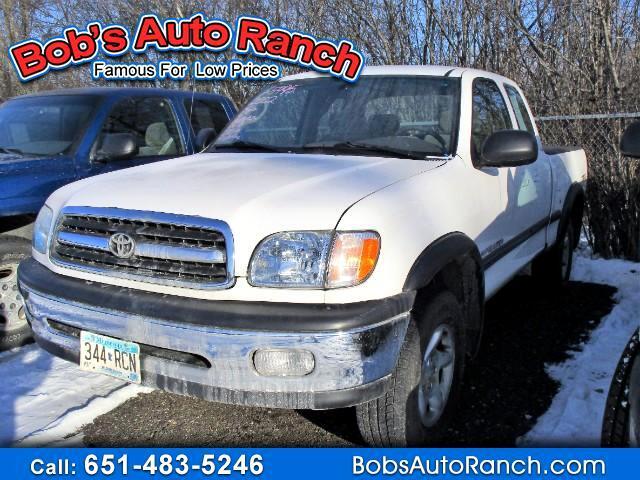 2002 Toyota Tundra SR5 Access Cab 4WD