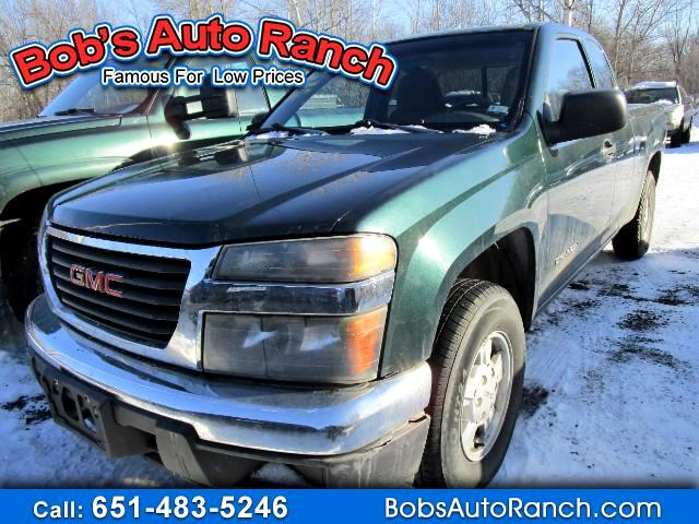 2004 GMC Canyon SLE Z71 Ext. Cab 2WD