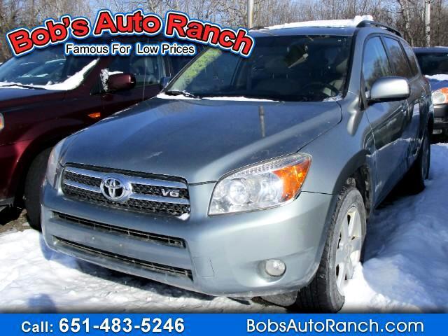 2008 Toyota RAV4 Limited V6 4WD