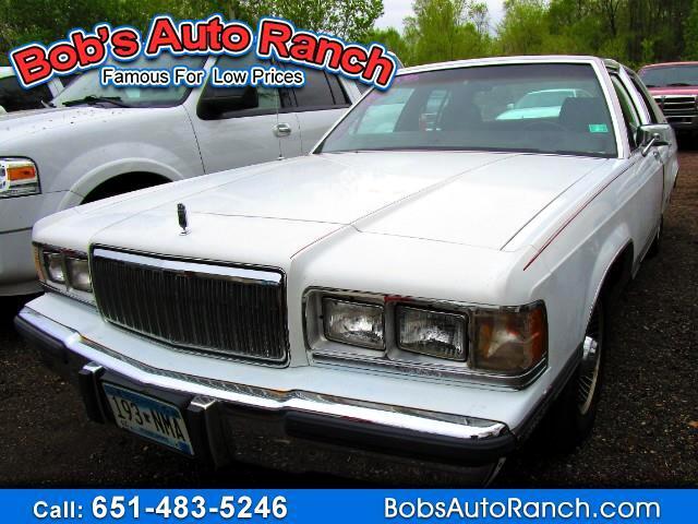 RPMWired.com car search / 1988 Mercury Grand Marquis
