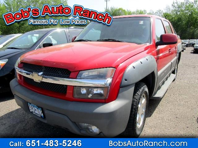 RPMWired.com car search / 2002 Chevrolet Avalanche