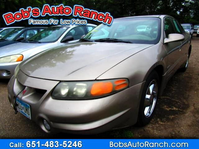 RPMWired.com car search / 2000 Pontiac Bonneville