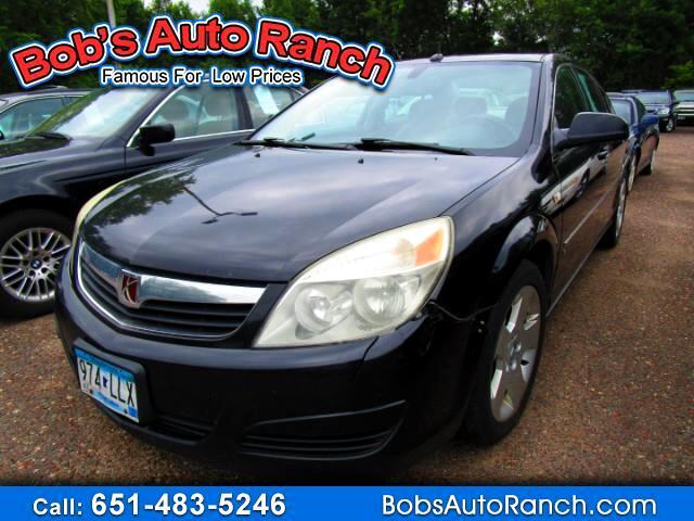 RPMWired.com car search / 2007 Saturn Aura