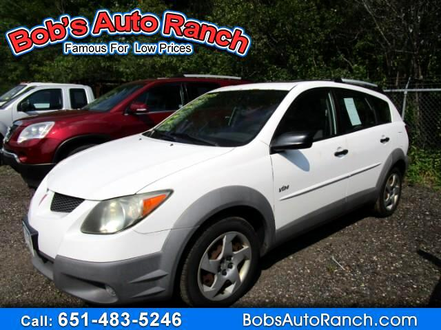RPMWired.com car search / 2003 Pontiac Vibe