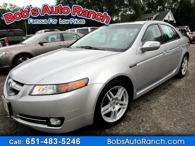 RPMWired.com car search / 2007 Acura TL