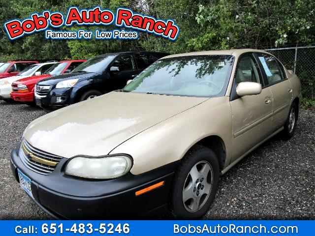RPMWired.com car search / 2003 Chevrolet Malibu