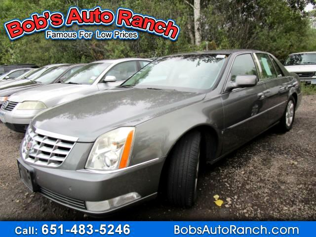 RPMWired.com car search / 2007 Cadillac DTS
