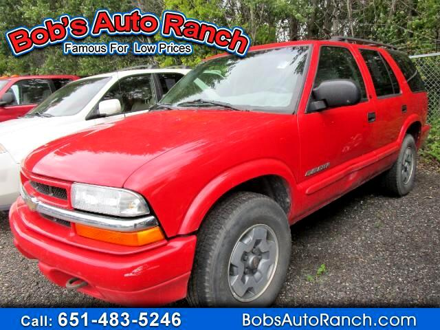 RPMWired.com car search / 2003 Chevrolet Blazer