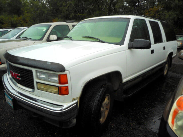 used 1999 gmc suburban for sale in lino lakes mn 55014 bobs auto ranch. Black Bedroom Furniture Sets. Home Design Ideas