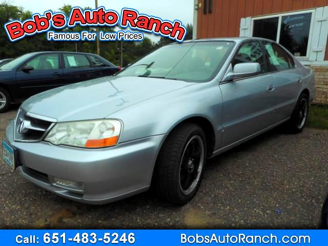 used 2003 acura tl type s for sale in lino lakes mn 55014 bobs auto ranch. Black Bedroom Furniture Sets. Home Design Ideas