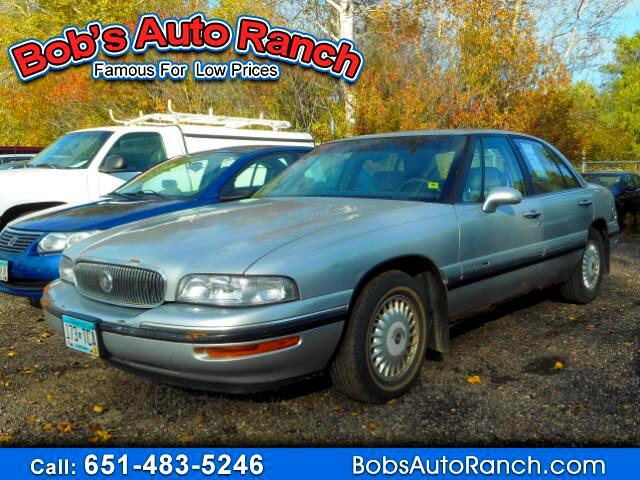 used 1999 buick lesabre custom for sale in lino lakes mn 55014 bobs auto ranch. Black Bedroom Furniture Sets. Home Design Ideas