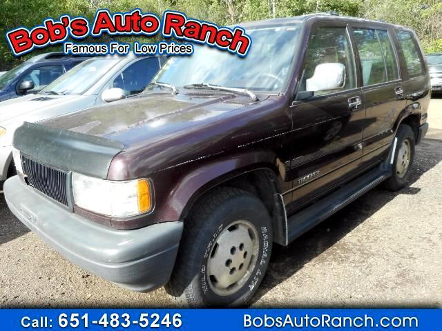 RPMWired.com car search / 1993 Isuzu Trooper