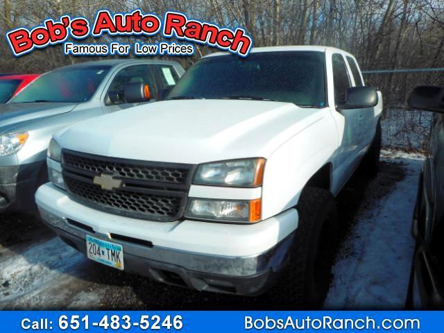 2006 Chevrolet Silverado 1500 Ext. Cab Short Bed 2WD