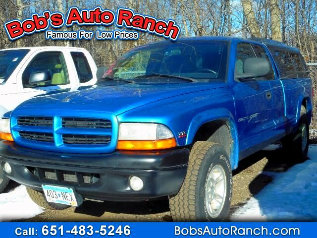 1999 Dodge Dakota Club Cab 4WD