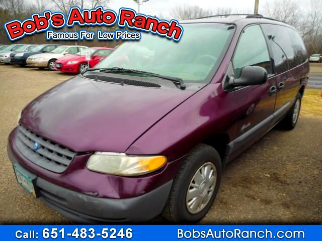 1998 Plymouth Grand Voyager Expresso