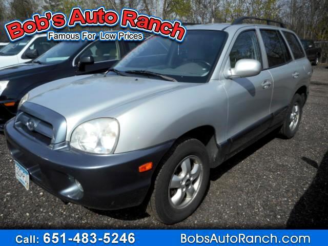 2005 Hyundai Santa Fe GLS 2.7L