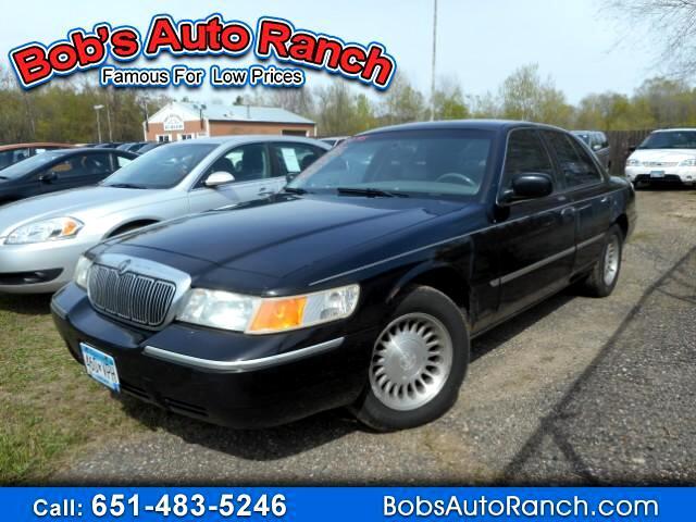 RPMWired.com car search / 2000 Mercury Grand Marquis