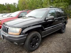 2001 Jeep Grand Cherokee