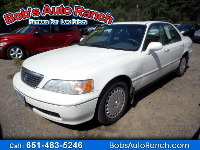 RPMWired.com car search / 1996 Acura RL