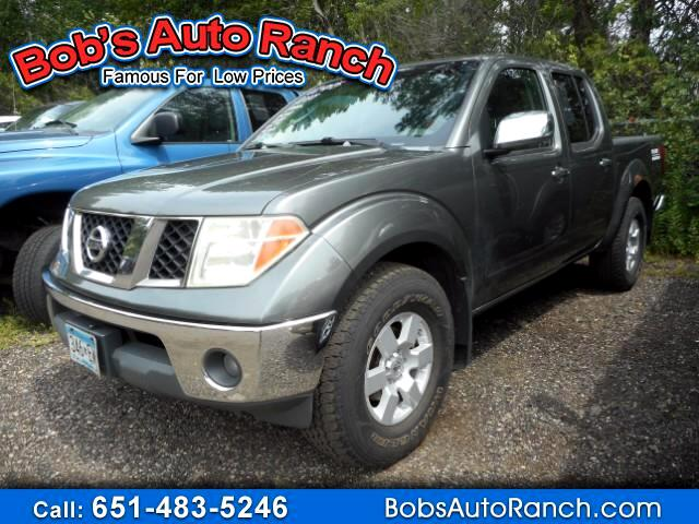 RPMWired.com car search / 2005 Nissan Frontier