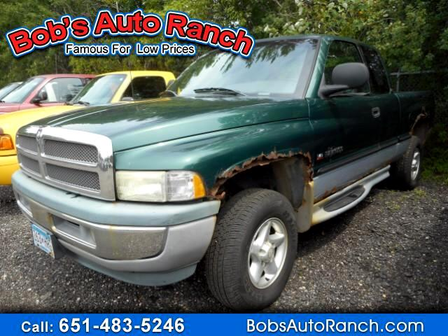 1998 Dodge Ram 1500 Club Cab Short Bed 4WD