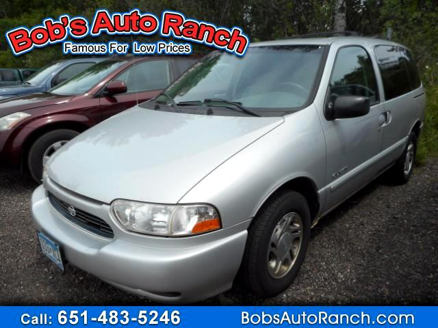 RPMWired.com car search / 2000 Nissan Quest