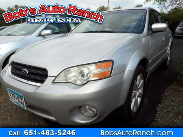 2007 Subaru Outback 2.5i Limited Sedan