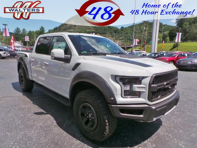 2017 Ford F-150 4x4 SuperCrew Raptor