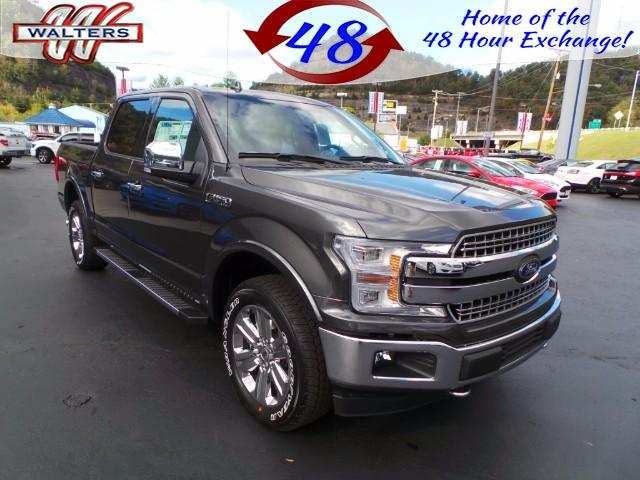2018 Ford F-150 4x4 SuperCrew Lariat