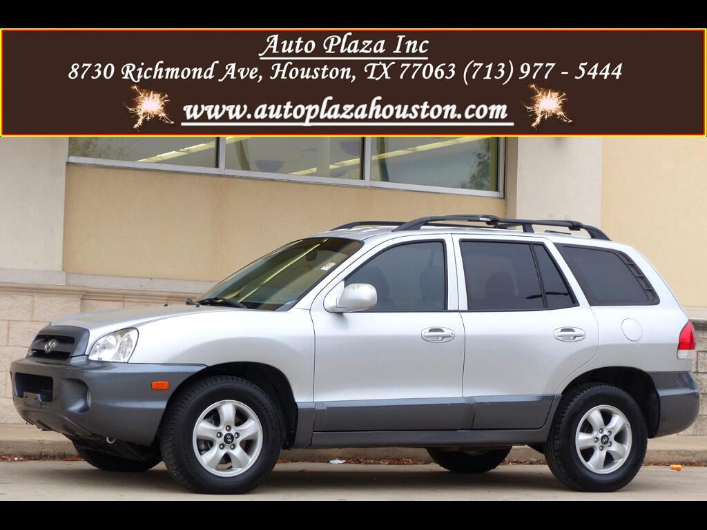 2005 Hyundai Santa Fe GLS 3.5L