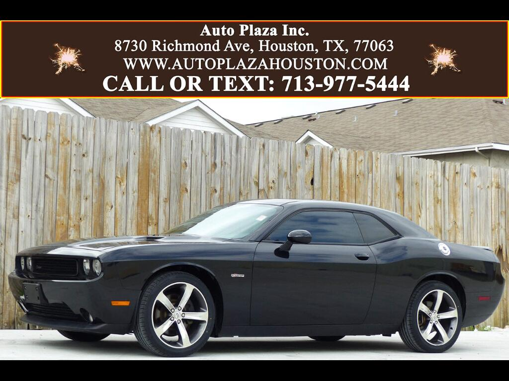 2014 Dodge Challenger SXT 100th Anniversary Edition