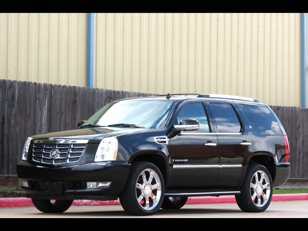 2009 Cadillac Escalade Hybrid 2WD