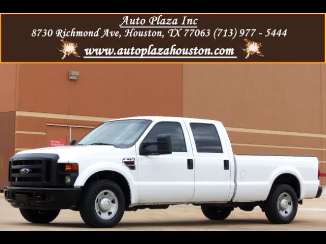2008 Ford F-350 SD XL Crew Cab Long Bed 2WD