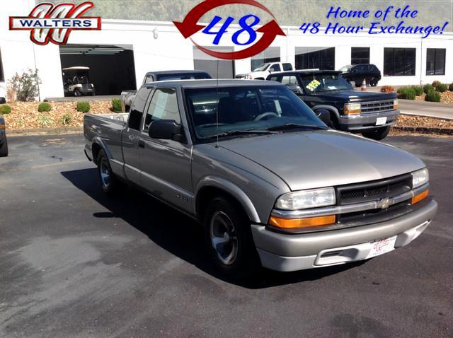 2003 Chevrolet S10 Pickup LS